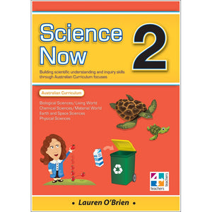 Science Now Book 2