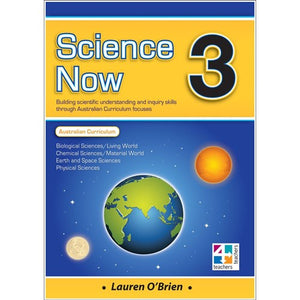 Science Now Book 3