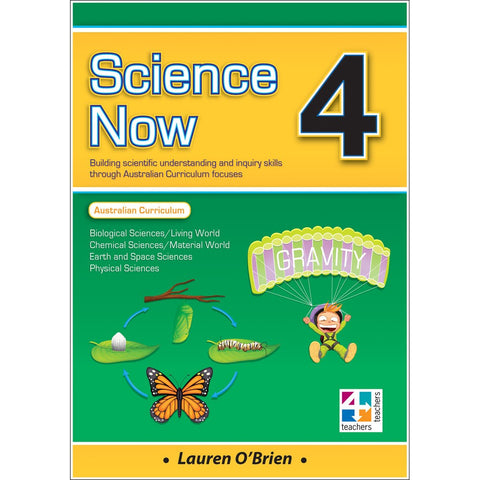 Science Now Book 4