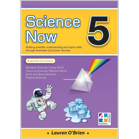 Science Now Book 5