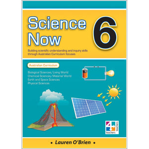 Science Now Book 6