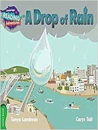 Cambridge RA Green Band: A Drop of Rain (L12-14)