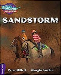 Cambridge RA Purple Band: Sandstorm (L19-20)