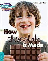 Cambridge RA Turquoise Band: How Chocolate is Made (L17-18)