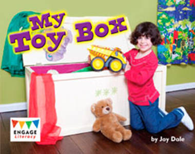 Engage Literacy L1:  My Toy Box