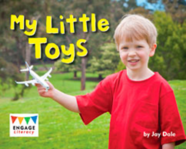 Engage Literacy L2: My Little Toys