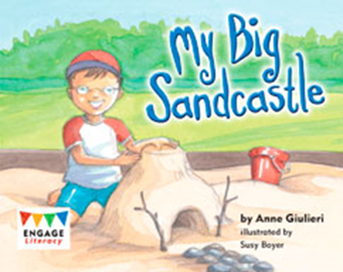 Engage Literacy L2: My Big Sandcastle