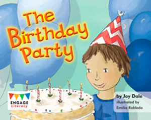 Engage Literacy L2: The Birthday Party