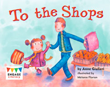 Engage Literacy L2: To the Shop