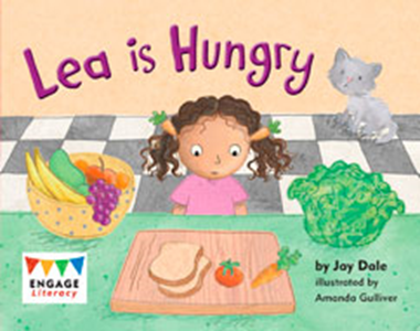 Engage Literacy L3: Lea Is Hungry