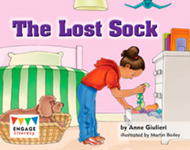 Engage Literacy L4: Lost Sock