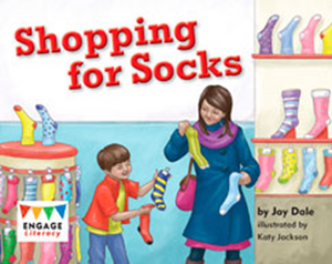 Engage Literacy L4: Shopping for Socks