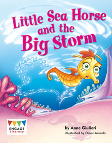Engage Literacy L11: Little Seahorse and the Big Storm