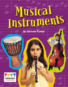 Engage Literacy L22: Musical Instruments