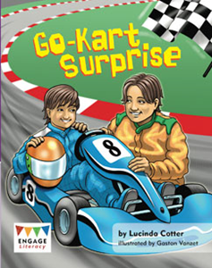 Engage Literacy L19: Go-Kart Surprise