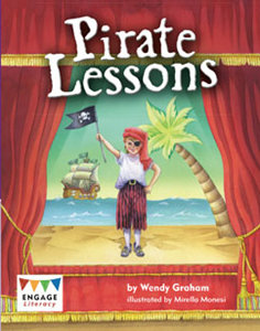 Engage Literacy L20: Pirate Lessons