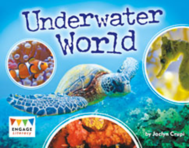 Engage Literacy L18: Underwater World