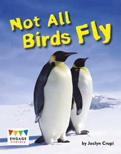 Engage Literacy L23: Not All Birds Fly