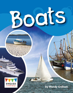 Engage Literacy L23: Boats