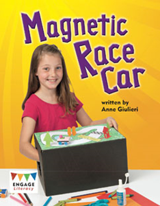 Engage Literacy L24: Magnetic Racing Car