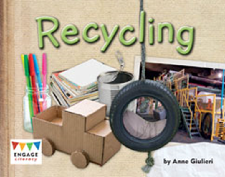 Engage Literacy L12: Recycling