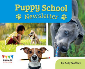 Engage Literacy L12: Pupply School Newsletter