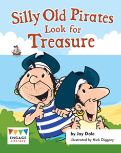 Engage Literacy L14: Silly Old Pirates Look for Treasure