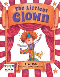 Engage Literacy L15: The Littlest Clown