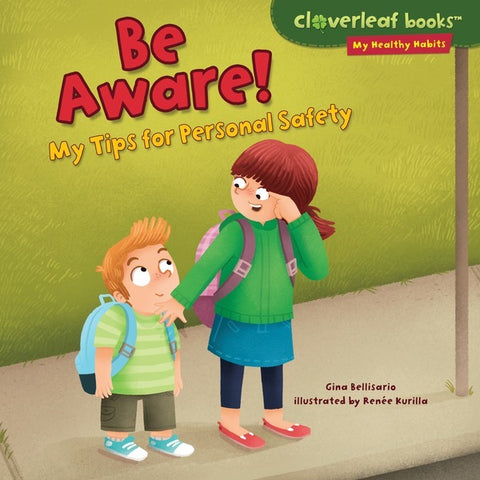 Be Aware! My Tips for Personal Safety