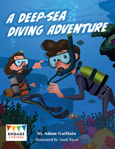Engage Literacy L28: A Deep-Sea Diving Adventure