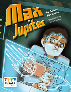 Engage Literacy L26: Max Jupiter
