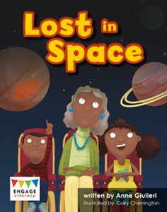 Engage Literacy L16: Lost in Space
