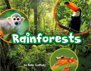 Engage Literacy L20: Rainforests