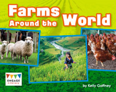 Engage Literacy L20: Farms Around the World