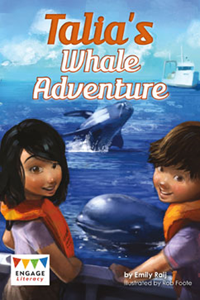 Engage Literacy L34: Talia's Whale Adventure