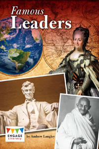 Engage Literacy L35: Famous Leaders
