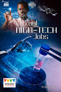 Engage Literacy L34: Cool High-Tech Jobs