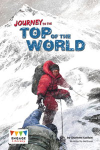 Engage Literacy L34: Journey to the Top of the World