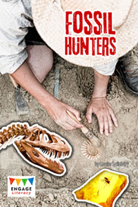 Engage Literacy L33: Fossil Hunters