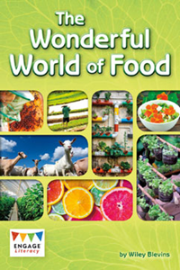 Engage Literacy L32: The Wonderful World of Food
