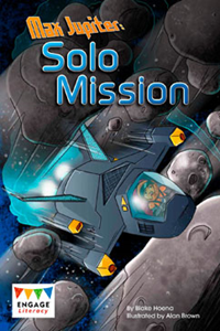 Engage Literacy L33: Max Jupiter: Solo Mission