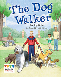 Engage Literacy L16: The Dog Walker