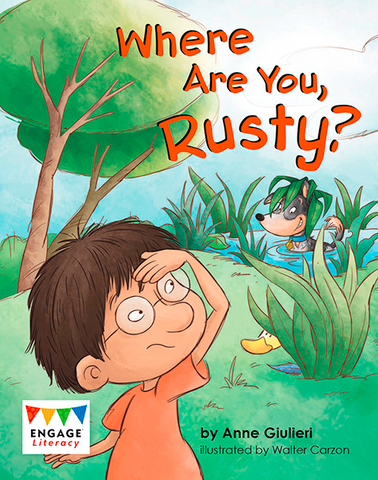 Engage Literacy L10: Where Are You, Rusty?