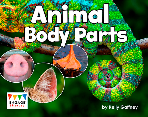Engage Literacy L10: Animal Body Parts