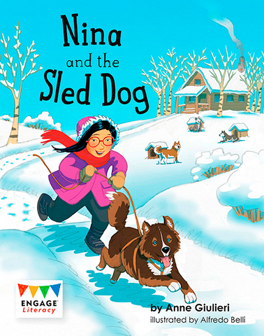 Engage Literacy L19: Nina and the Sled Dog