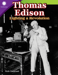 Thomas Edison: Lighting a Revolution (Grade 5)