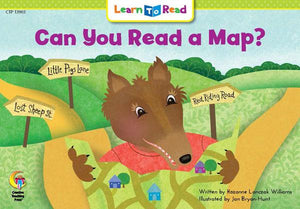 CTP: Can You Read a Map?