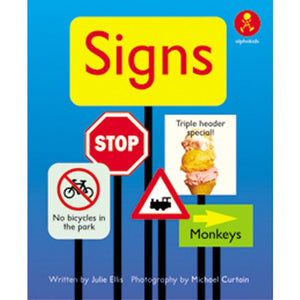 Alphakids Plus L5: Signs