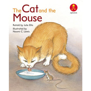 Alphakids Plus L8: The Cat and the Mouse