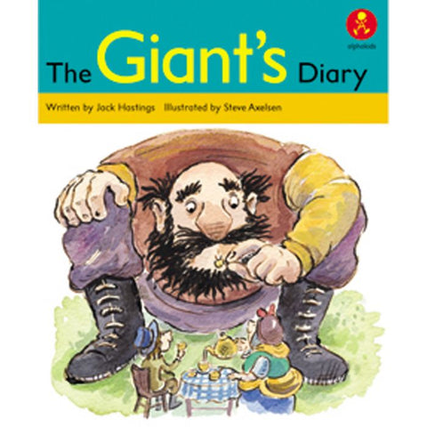 Alphakids Plus L22: The Giant's Diary